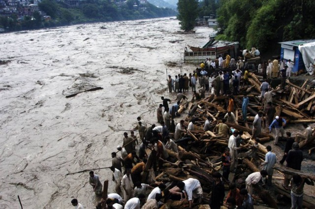 Pakistan--flooding 2010